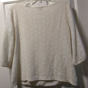Women's lace blouse nice
